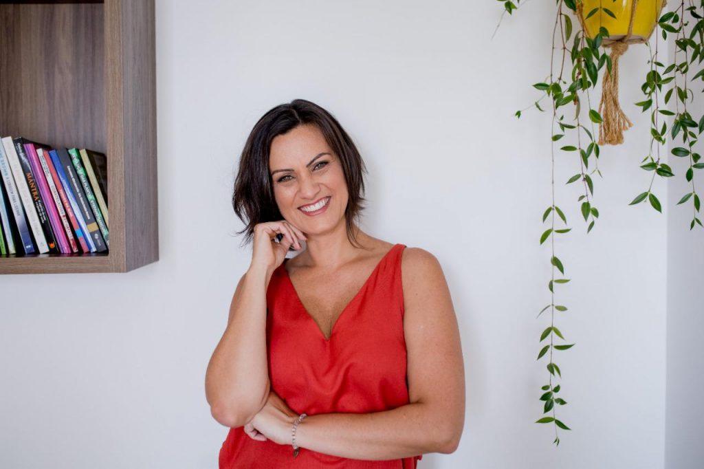 Fernanda Aquino M. Rizzo é Psicóloga em Moema, facilitadora Psych-K®